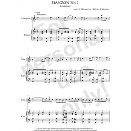 Danzon No. 2 (33 pages)